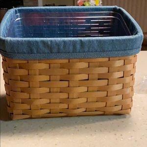 Longaberger Storage & Organization - Longaberger Handmade Basket